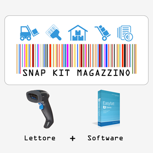Kit Software magazzino